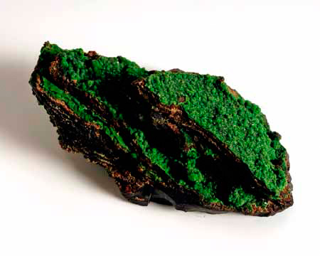 Photo of conichalcite