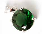 Photo of Emerald quartz pendant