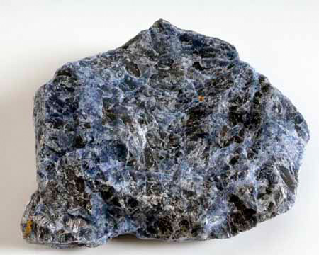 Photo of sodalite