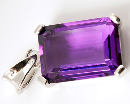 Photo of Amethyst pendant