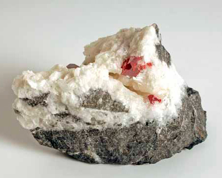 Photo of cinnabar