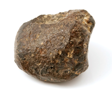 Photo of NWA meteorite