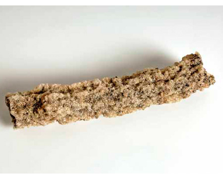 Photo of fulgurite